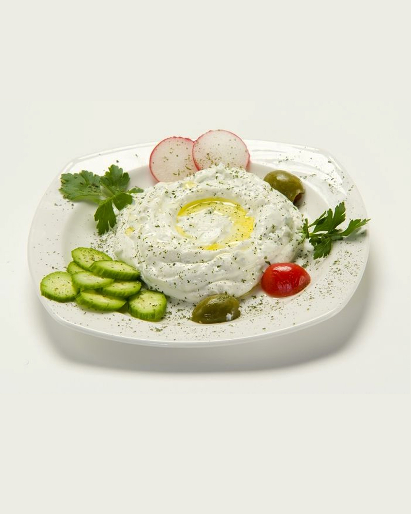 Spicy Labneh
